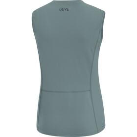 GORE WEAR R5 Sleeveless Shirt Women, nordic blue